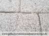 """Speziell, veraltete """"Antik-Platten"""" , """"Krustenplatten""""aus Granit grau, Mittelkorn - die obere Fläche und Kanten geflammt (trocken), Platten für den Garten- und Landschaftsbau, Gehwegplatten, Abdeckplatten, Polygonalplatten, Terrassenplatten, Naturstein aus Polen, unterschiedliche Farben, Formate"""