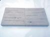 Sandstein-Platten, grau-gelb (gespitzt)..., Sandstein aus Polen,Platten für den Garten- und Landschaftsbau, Gehwegplatten, Abdeckplatten, Polygonalplatten, Krustenplatten, Terrassenplatten, Naturstein aus Polen, unterschiedliche Farben, Formate