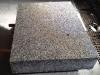 Granit-Platten (Granit aus Polen), Platten für den Garten- und Landschaftsbau, Gehwegplatten, Abdeckplatten, Polygonalplatten, Krustenplatten Terrassenplatten, Naturstein aus Polen, unterschiedliche Farben, Formate