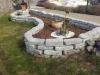 """Granit-Mauersteine getrommelt zurzeit nicht erhältlich - Referenzobjekt… Kundenfoto… getrommelte, veraltete, """"antik"""" Granit-Mauersteine ohne scharfe Kanten…"""