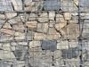Kundenfoto - gemischte Natursteine für Gabionen (Drahtkörbe, Steinkörbe)..., Natursteine aus Polen