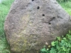 Steine Nr. 1 - Farbe / rot-braun, Maße: ca. 230x150x120 cm, Gewicht - ca. 10 Tonnen /Stck.