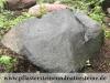 Steine Nr. 11 - Dunkel - Maße: ca. 170x100x70 cm, Gewicht - ca. 2 Tonnen /Stck.