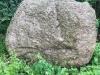 Steine Nr. 2 - Farbe /rosa, Maße: ca. 210x150x120 cm, Gewicht - ca. 11 Tonnen /Stck.