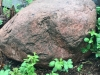 Steine Nr. 9 - Rötlich - Maße: ca. 100x170x140 cm, Gewicht - ca. 9 Tonnen /Stck.