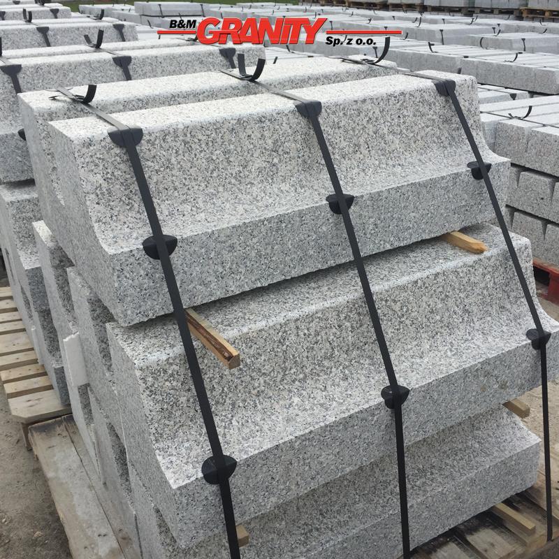 Erzeugnisse aus Granit