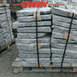 Polygonalplatten aus Granit - Variante A
